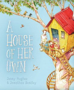 house of her own