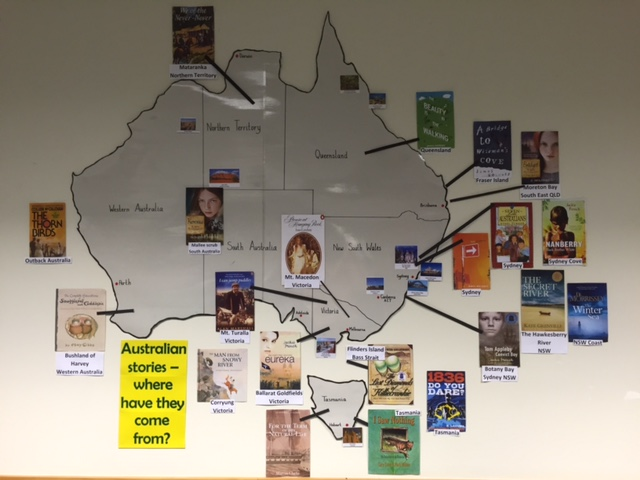 Book week display the book light rainbow serpent where have the stories come from gumiabroncs Image collections